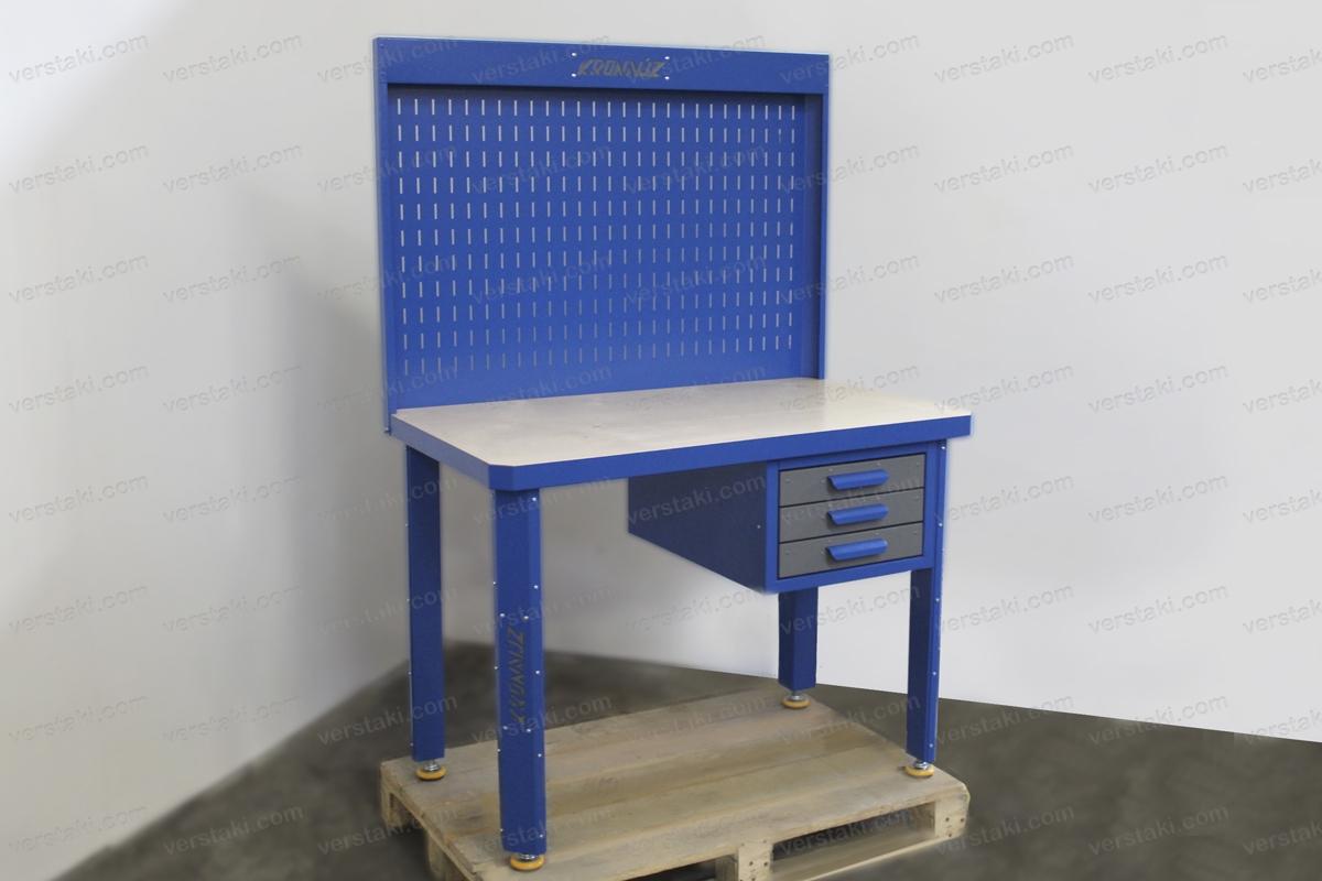 Фото слесарного стола KronVuz LT-03-DS