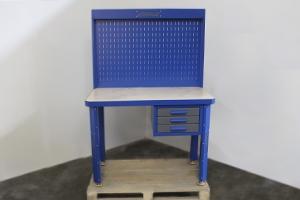 Cлесарный стол KronVuz LT-03-DS общий вид