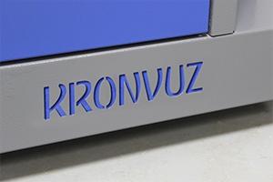 Своя надпись на изделии тележки инструментальной серии KronVuz