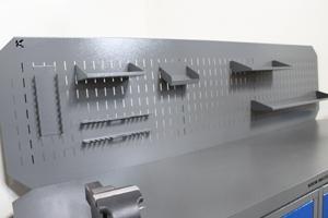 Перфорированный металлический экран