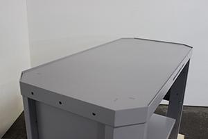 Слесарный верстак Гефест-ВС-00 фото сверху