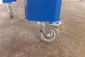 Комплект колес для слесарного верстака