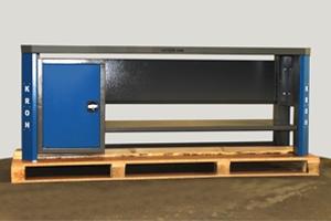 Однотумбовый верстак Гефест-ВС-1000 общий вид