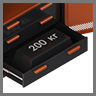 Нагрузка на шкаф kronvuz до 1500 кг