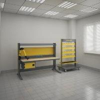 Комплект мебели KronVuz Pro-SF-2