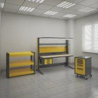 Комплект мебели KronVuz Pro-SF-4