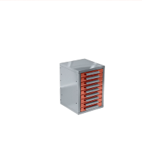 Тумба с девятью ящиками ТВС-3 (500 мм)