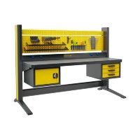 Стол слесаря-сборщика KronVuz Pro WP-1103-SD