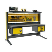 Промышленный стол KronVuz Pro WP-1103-SLD
