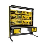 Стол слесаря-сборщика KronVuz Pro WP-3130-3SLDR