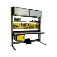 Рабочий стол электромонтажника KronVuz Pro WP-5101-SLDR